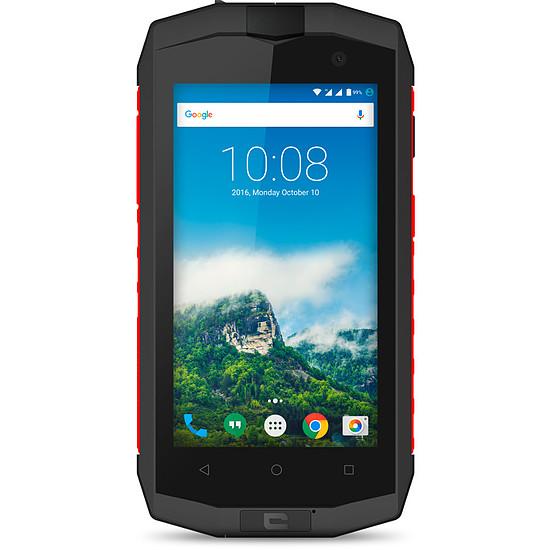 Smartphone et téléphone mobile Crosscall Trekker M1 Core (noir) - Autre vue