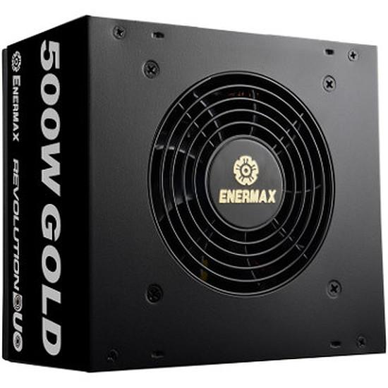 Alimentation PC Enermax Revolution DUO 500W