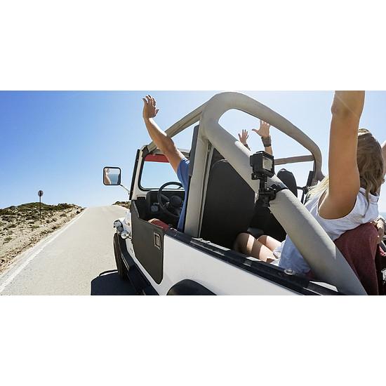 Accessoires caméra sport GoPro Grande fixation pour tube (arceaux et tuyaux) - Autre vue