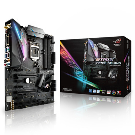 Carte mère Asus ROG - STRIX Z270E GAMING