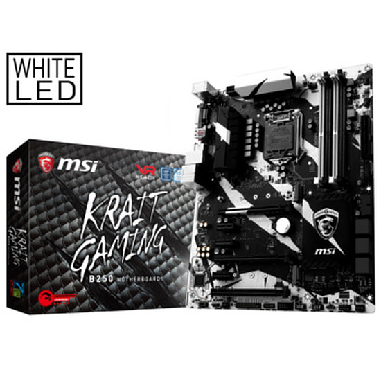 Carte mère MSI B250 KRAIT GAMING