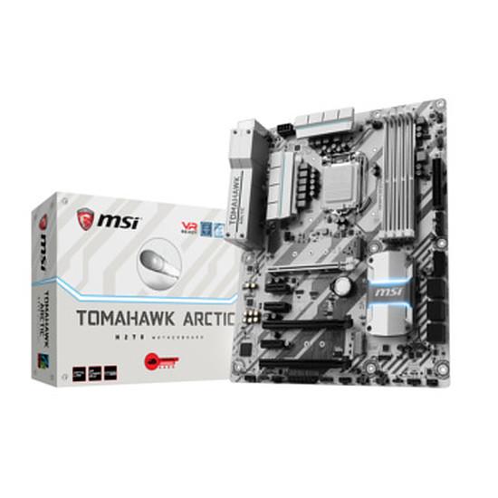 Carte mère MSI H270 TOMAHAWK ARCTIC
