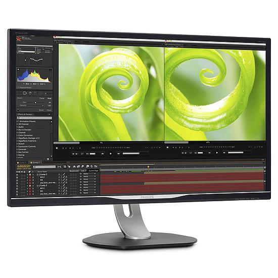 Écran PC Philips 328P6VJEB - Autre vue