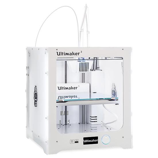 Imprimante 3D Ultimaker 3 - Autre vue