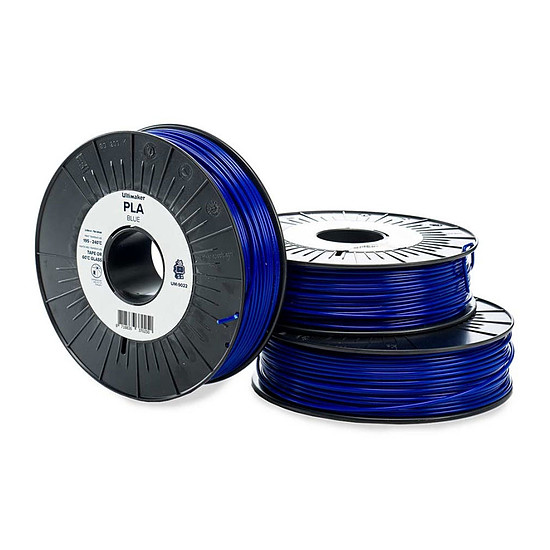 Filament 3D Ultimaker PLA Ultimaker Bleu