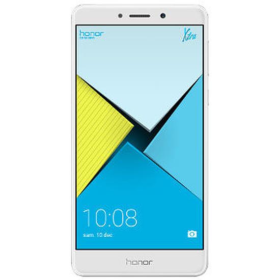 Smartphone et téléphone mobile Honor 6X (argent)