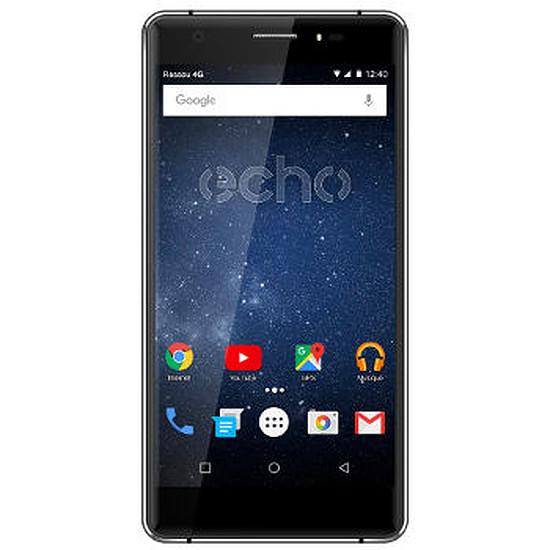 Smartphone et téléphone mobile Echo Star (noir)