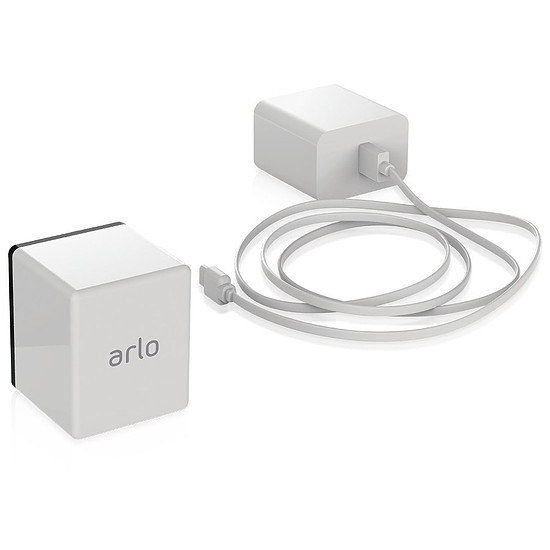 2 M chargeur + adaptateur d'alimentation pour Arlo Pro, Pro