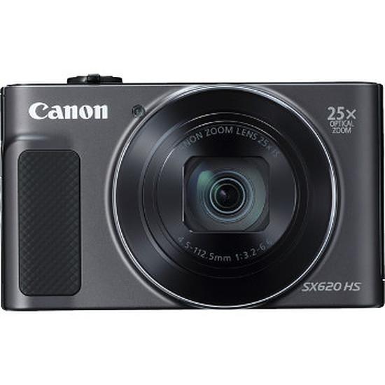 Appareil photo compact ou bridge Canon PowerShot SX620 HS Noir