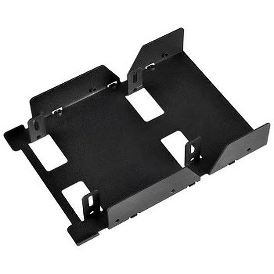 "Rack disque dur interne Silverstone Adaptateur 3,5"" vers 3 x 2,5"" - SDP08-E"