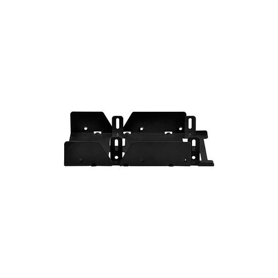 """Rack disque dur interne Silverstone Adaptateur 3,5"""" vers 3 x 2,5"""" - SDP08-E - Autre vue"""