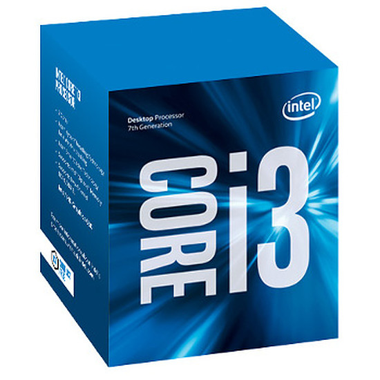 Processeur Intel Core i3 7300T