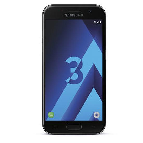 Smartphone et téléphone mobile Samsung Galaxy A3 2017 (noir) - 2 Go - 16 Go