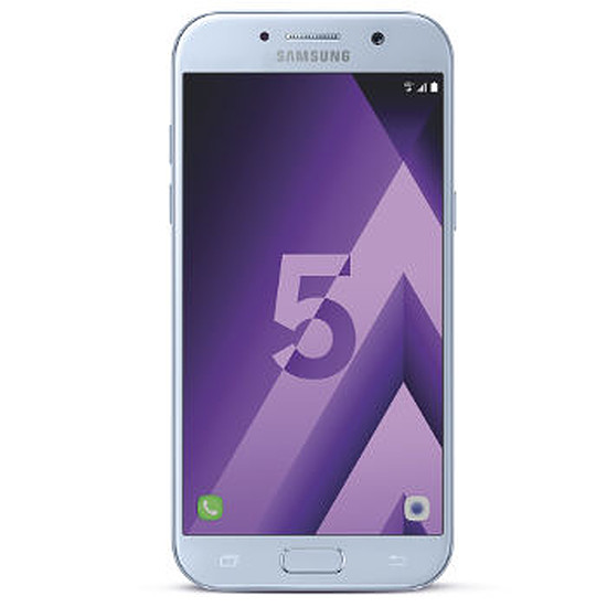 Smartphone et téléphone mobile Samsung Galaxy A5 2017 (bleu)