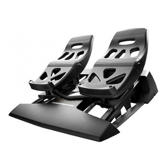 Simulation de vol Thrustmaster T.Flight Rudder Pedals