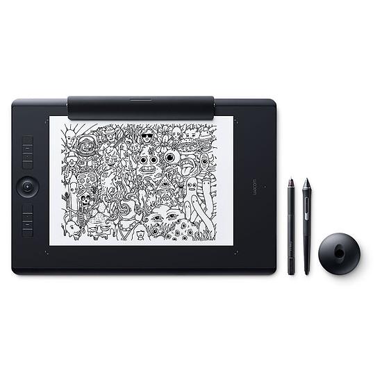 Tablette Graphique Wacom Intuos Pro L - Paper Edition