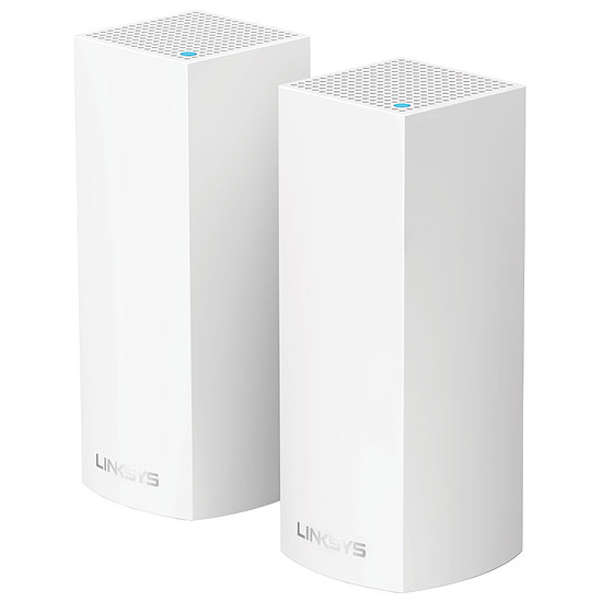 Point d'accès Wi-Fi Linksys Velop - WHW0302 -  Système WiFi Multiroom AC2200