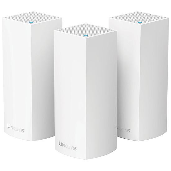 Point d'accès Wi-Fi Linksys Velop - WHW0303 -  Système WiFi Multiroom AC2200