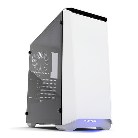 Boîtier PC Phanteks Eclipse P400S Silent Tempered Glass Blanc