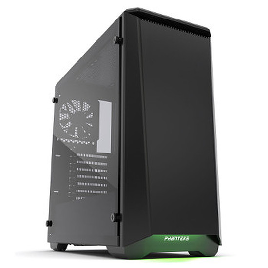 Boîtier PC Phanteks Eclipse P400 Tempered Glass Noir