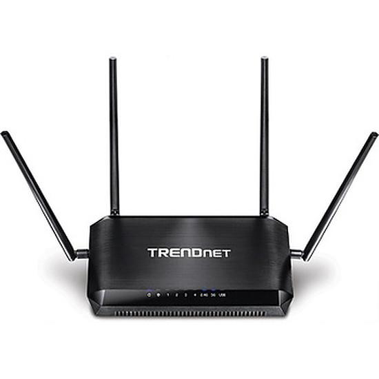 Routeur et modem TrendNet TEW-827DRU - Routeur WiFi AC2600 double bande