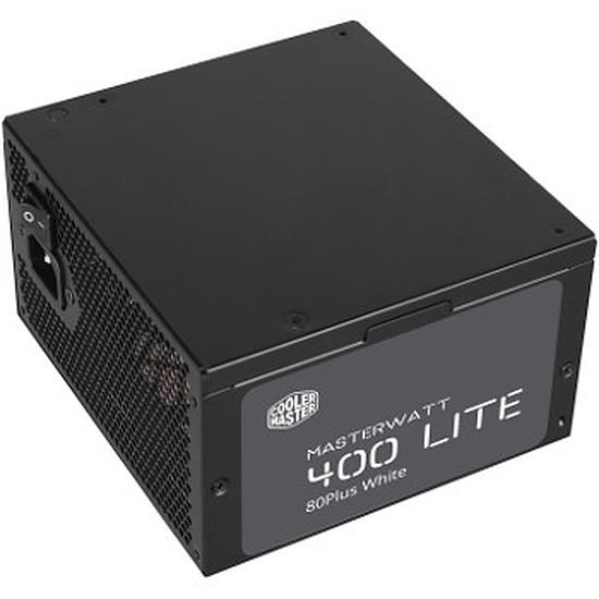 Alimentation PC Cooler Master MasterWatt Lite 400