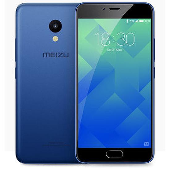 Smartphone et téléphone mobile Meizu M5 (bleu) - 32 Go - 3 Go RAM