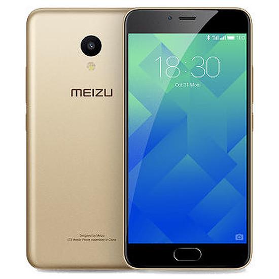Smartphone et téléphone mobile Meizu M5 (or) - 32 Go - 3 Go RAM
