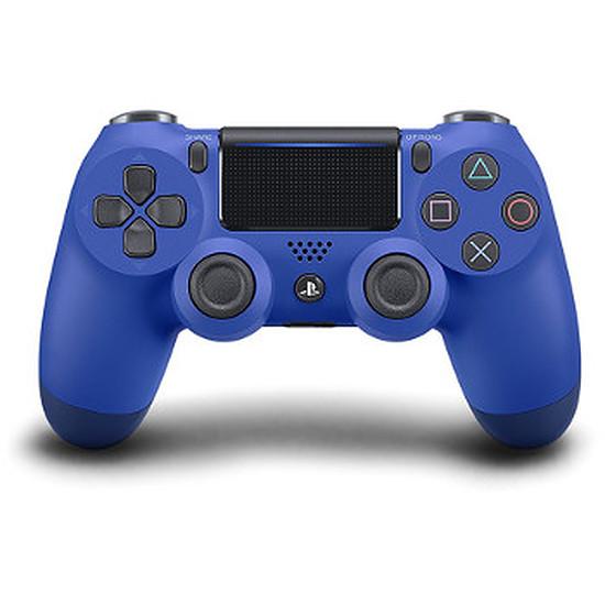 Manette de jeu Sony PS4 DualShock 4 v2 - Bleu