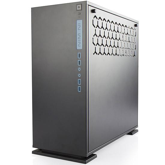 Boîtier PC In Win 303 AURORA Noir - Autre vue