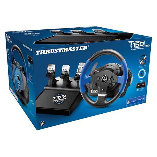 Simulation automobile Thrustmaster T150 Pro - Autre vue