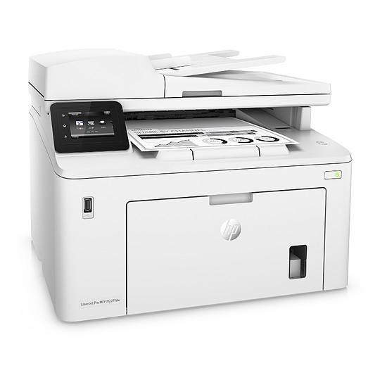 Imprimante multifonction HP LaserJet Pro M227fdw - Autre vue