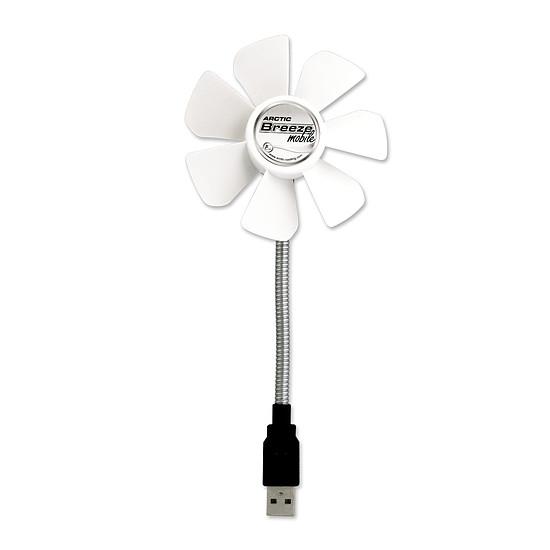 Accessoires PC portable Arctic Cooling Ventilateur USB Breeze Mobile - Autre vue