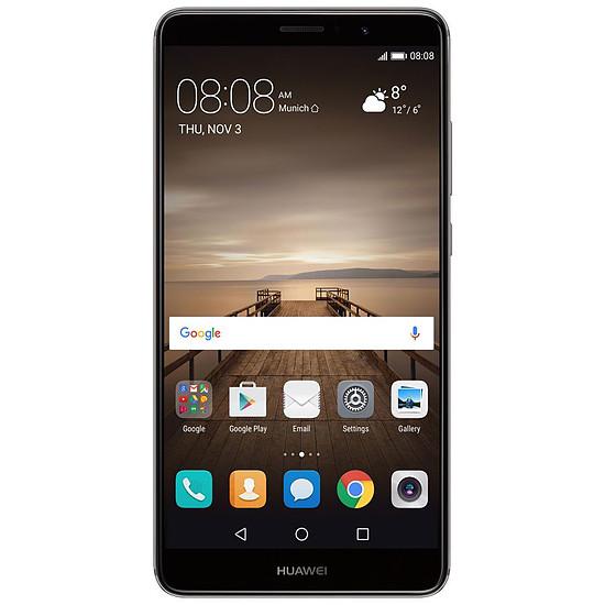 Smartphone et téléphone mobile Huawei Mate 9 (gris) - Double SIM