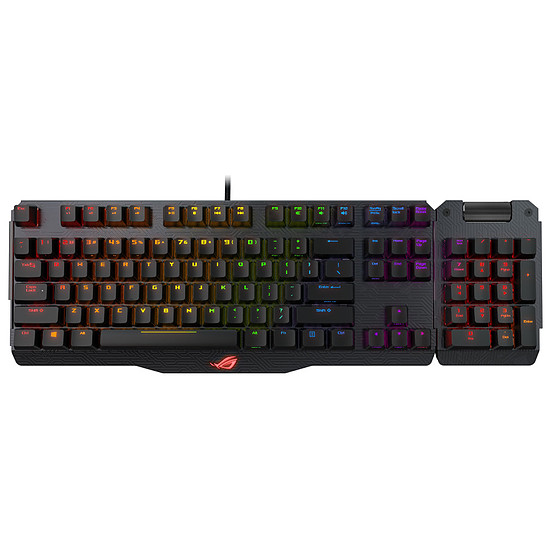 Clavier PC Asus ROG Claymore - Cherry MX Red