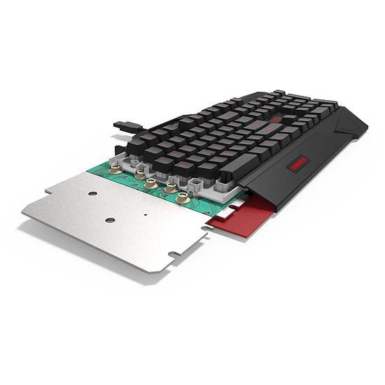 Clavier PC Asus Cerberus MKII - Noir - Autre vue
