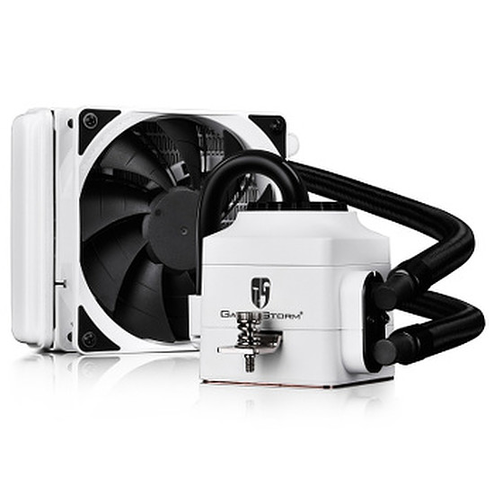 Watercooling Gamer Storm CAPTAIN 120 EX White