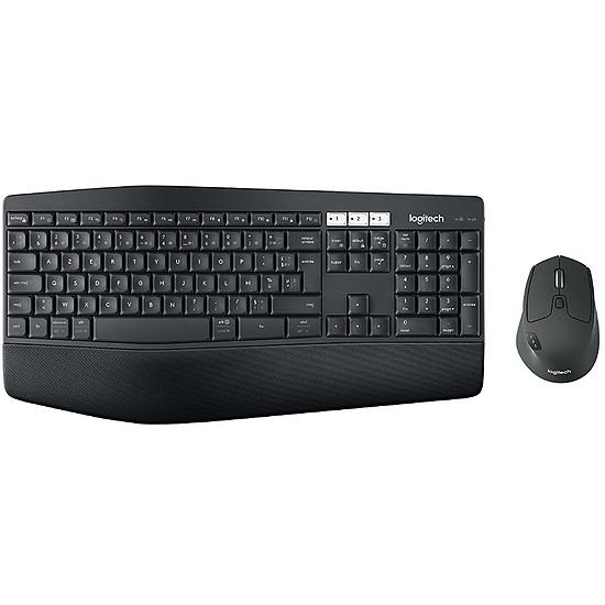 Pack clavier-souris bureautique Logitech MK850 Performance