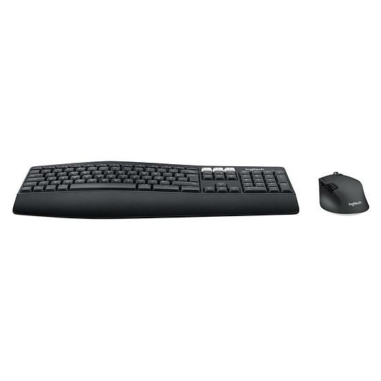 Pack clavier-souris bureautique Logitech MK850 Performance - Autre vue