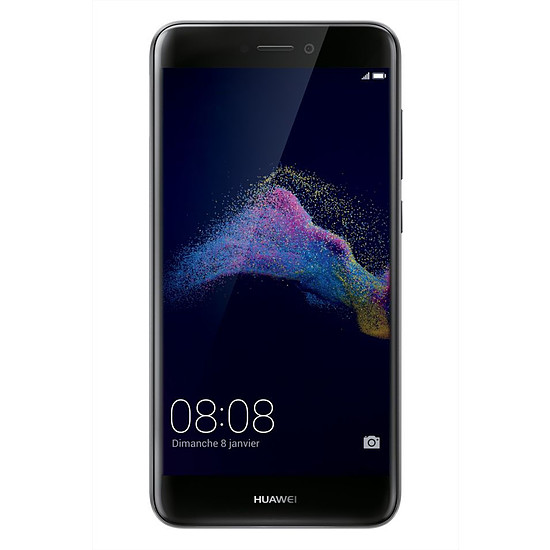 Smartphone et téléphone mobile Huawei P8 Lite 2017 (noir)