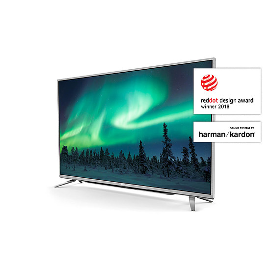TV Sharp LC55CUF8472 ES TV LED UHD 4K 139 cm - Autre vue
