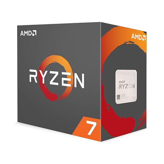 Processeur AMD Ryzen 7 1800X (3,6 GHz) - Autre vue