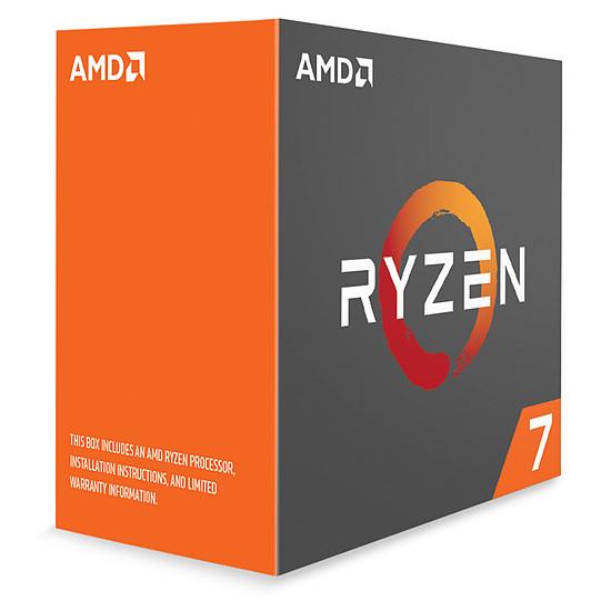 Processeur AMD Ryzen 7 1700X (3,4 GHz) - Autre vue