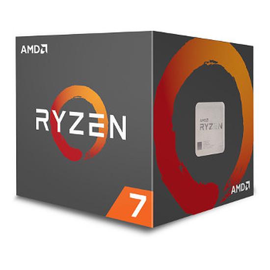 Processeur AMD Ryzen 7 1700 Wraith Spire Edition (3,0 GHz)