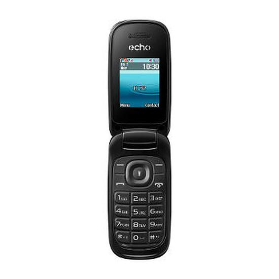 Smartphone et téléphone mobile Echo Clap 2 (noir)