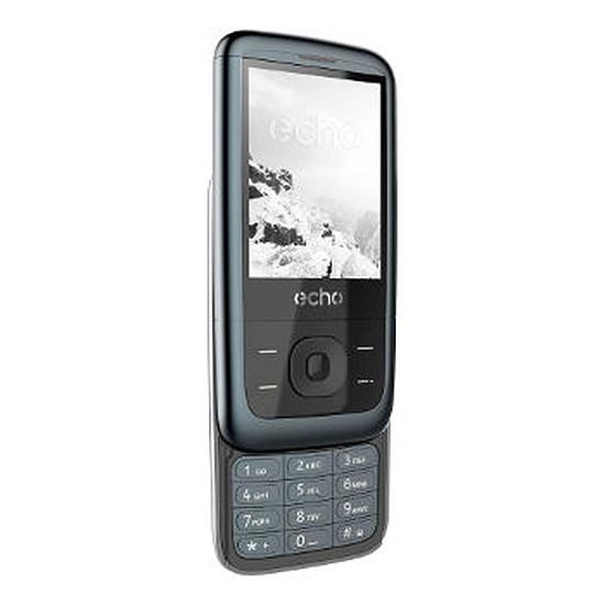Smartphone et téléphone mobile Echo Slide (bleu ardoise)