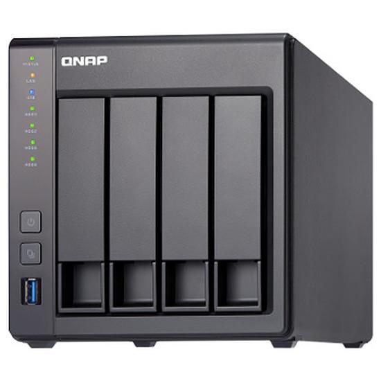 Serveur NAS QNAP NAS TS-431X-2G - 2 Go