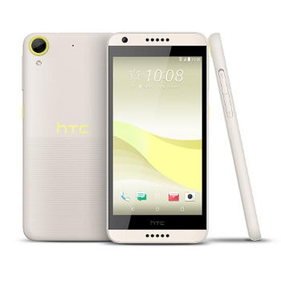Smartphone et téléphone mobile HTC Desire 650 (amande)