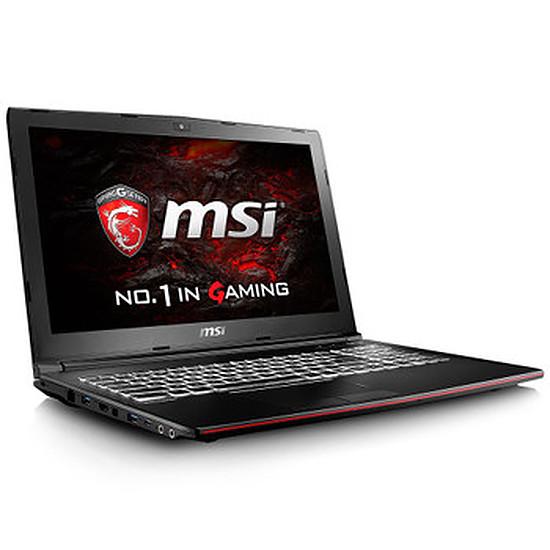 PC portable MSI GP62MVR 7RF-609FR