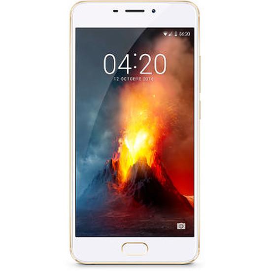 Smartphone et téléphone mobile Meizu M5 Note (or) - 16 Go